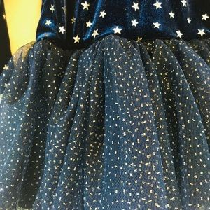 The Children's Place Dresses - Baby Girl's Long Sleeve Dress Layers Tulle Skirts